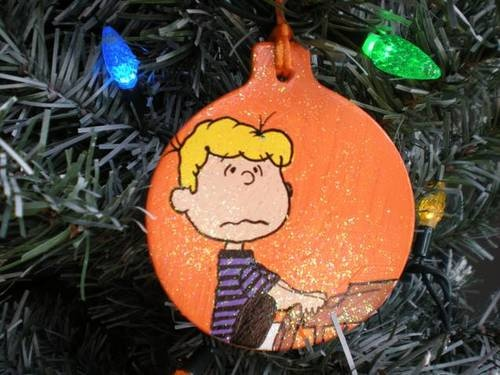 Schroeder Snoopy PEANUTS Christmas Ornament 2012 Tree CHARLIE BROWN and Piano | eBay