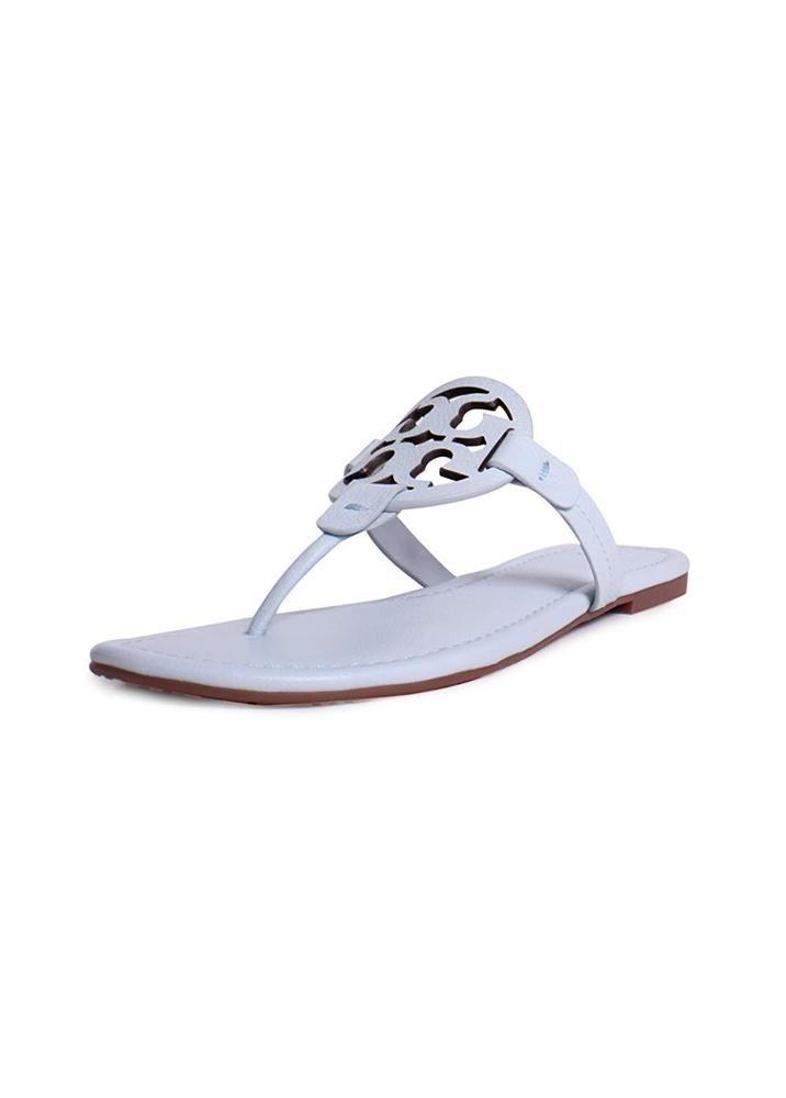1df1e250bcbbb Tory Burch Miller Sport Mini Tumble Sandal in Seltzer