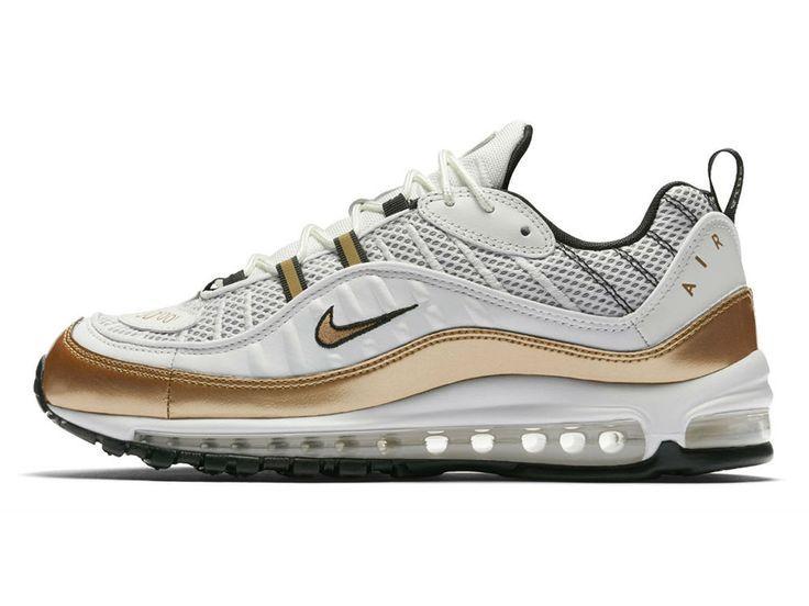 Best Sneakers Z Okazji 20 Lecia Butow Nike Air Max 98 Na Sklepowych Polkach Pojawi Sie Ich Calkiem Nowa Kolorystyka Nazwana Nike Air Max Nike Air Air Max