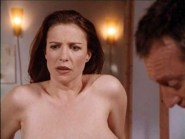 Naked mimi rogers in dream on ancensored