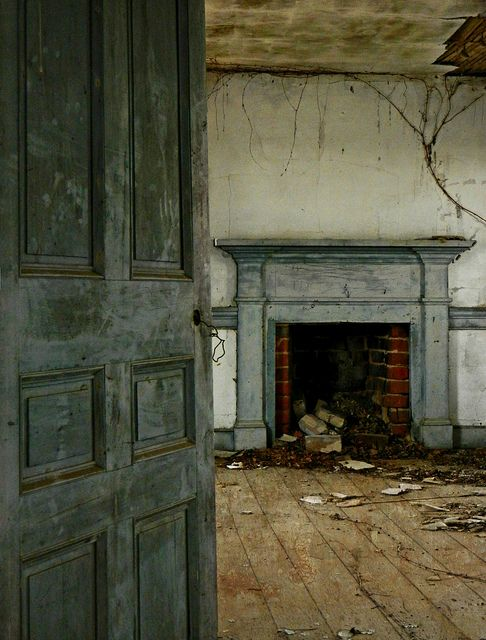 abandoned north carolina homes | An Abandoned 1830's House: Edgecombe County, North Carolina