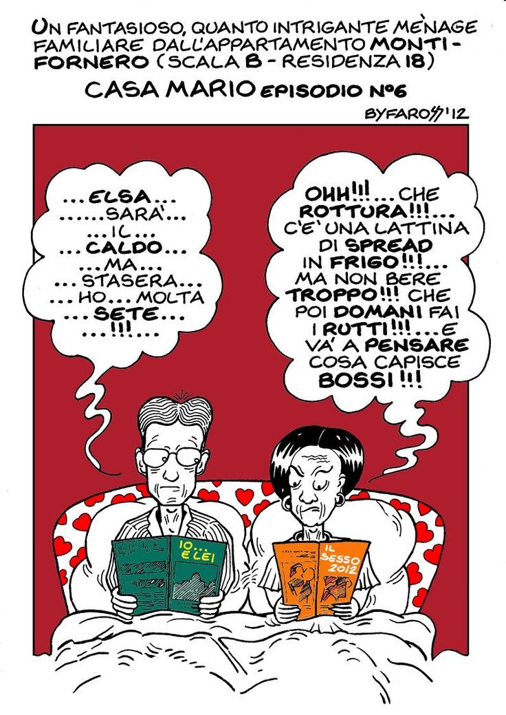 CASA MARIO 6°Episodio - Luglio 2012