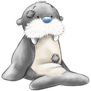 Blubber... the noisy Walrus who's incredibly thick-skinned... be kind to him and he won't give you the cold shoulder!