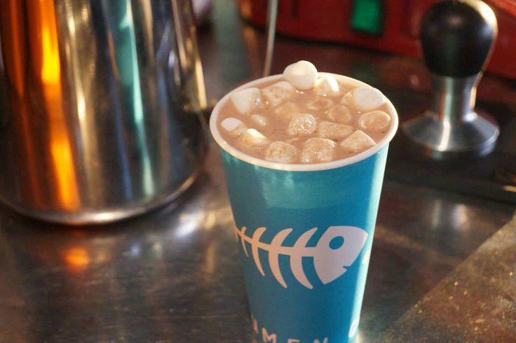 Chocolate Marshmellow #disfruta #cardumencafe