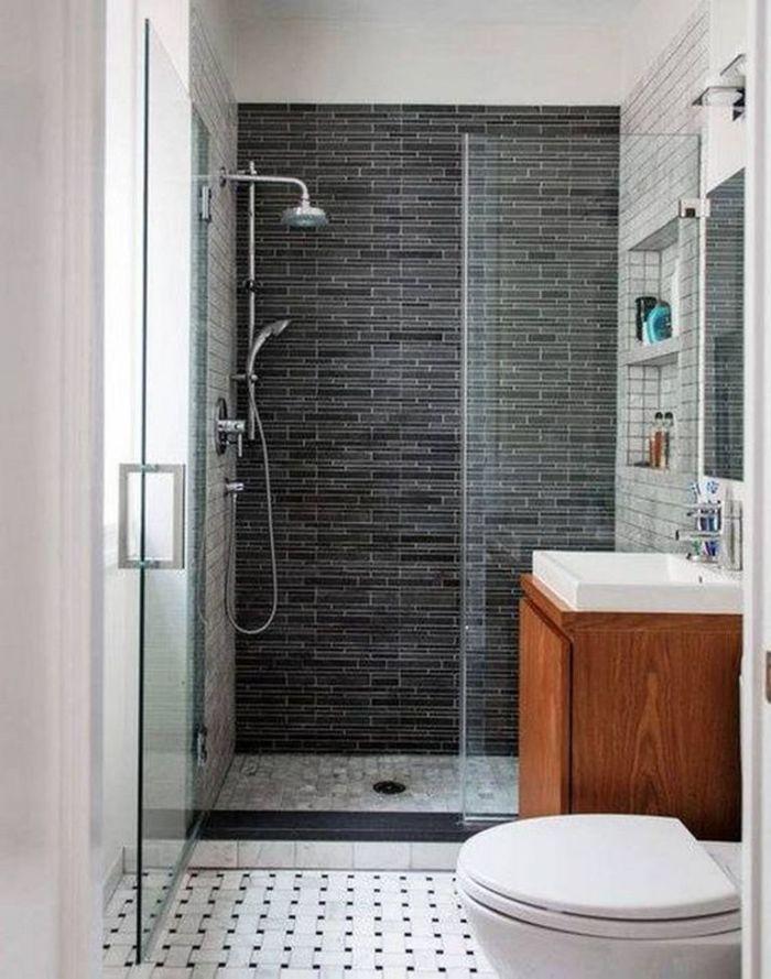 25 Small Bathroom Ideas With Shower Bathroom Design Small Small Luxury Bathrooms Small Bathroom Design