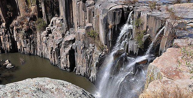 Cascada de La Concepción, en Aculco, Estado de México. Foto: José Luis Segura