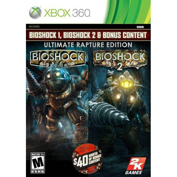 BioShock: Ultimate Rapture Edition [Xbox 360]
