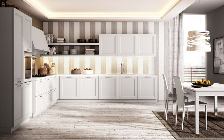 Rendering cucine Berloni