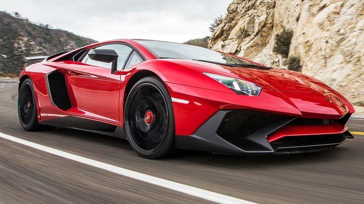 Авто Lamborghini Aventador (Ламборгини Авентадор). Модели, производство,...