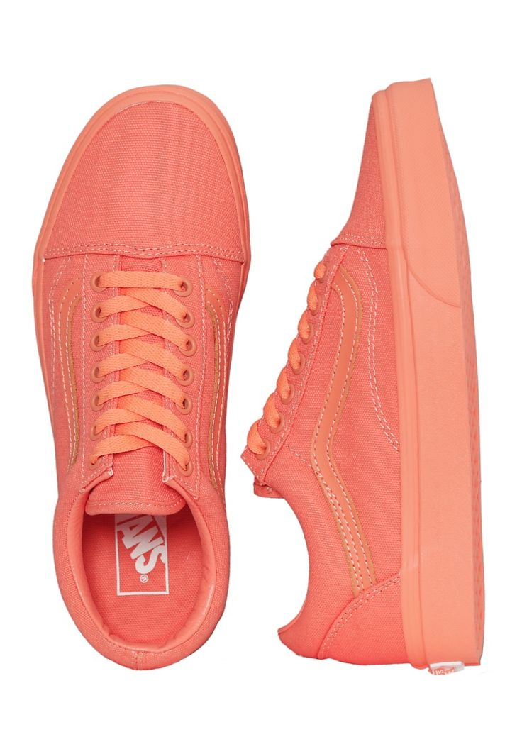 Checkout this out: Vans - Old Skool Mono Fusion Coral - Dámské boty for 36,99€