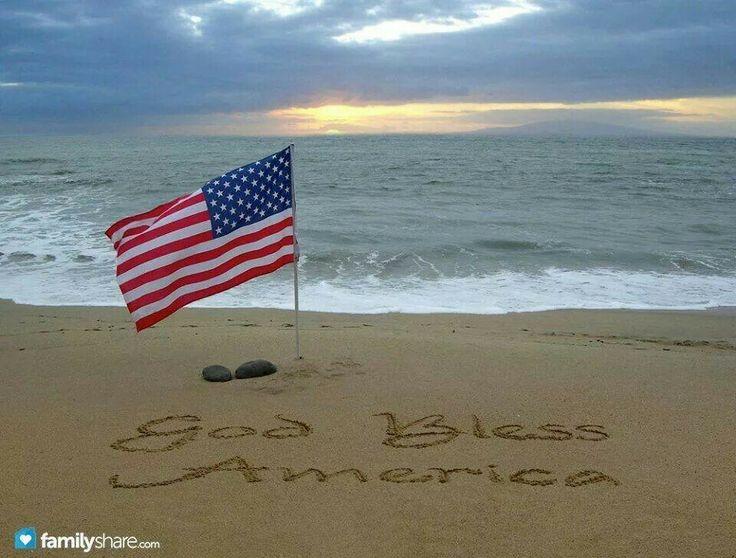 Good Bless America ♡