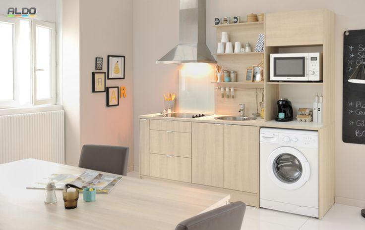 Kuchyňská linka Cooking 4128 - pro malé interiéry