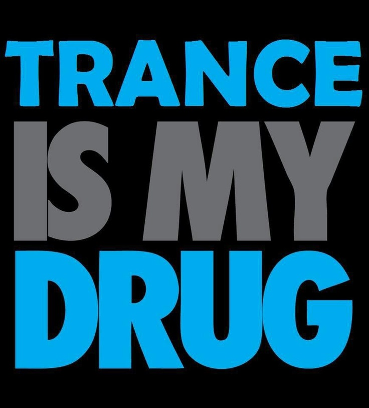 Just let the music take you to where no drug can!
