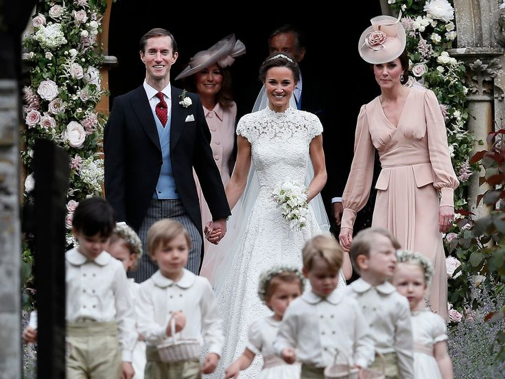 Everything we know about Pippa Middleton's stunning wedding
