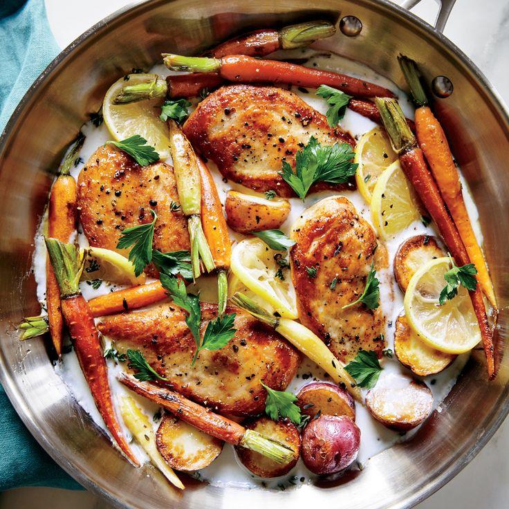 Chicken Dinner Recipes - Cooking Light