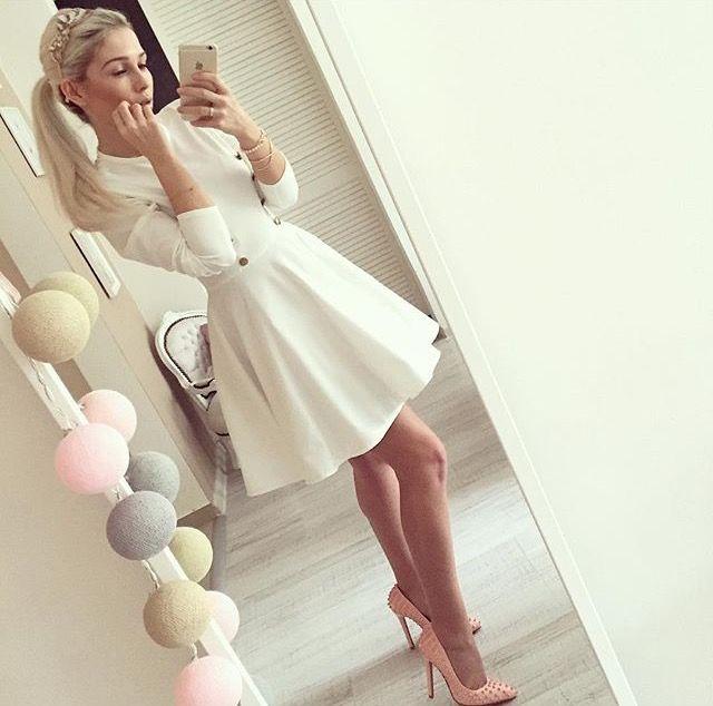 Sukienka AMOUR www.poqash.pl