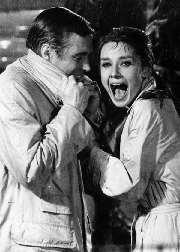 Colazione Da Tiffany (1961) #Bortolingioielli #SanValentino2016 #lovemovie http://www.bortolingioielli.it/ | Bortolin Gioielli
