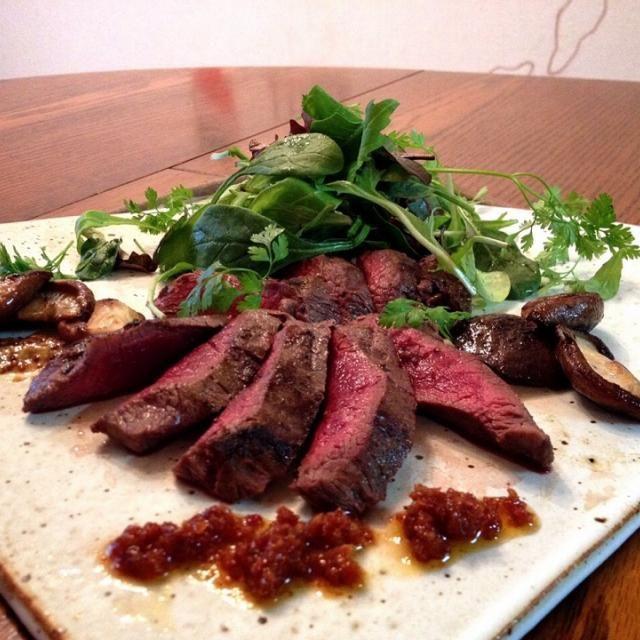 取り 臭み 鹿 肉 はじめてのシカ肉に困惑。でもこのレシピ、手軽でおいしかったです!
