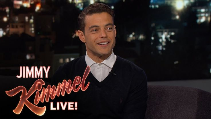 Rami Malek Ran Into Ex Immediately After Winning the Emmy