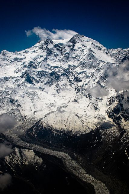 Nanga Parbat and Raikot Glacier | Flickr - Photo Sharing!