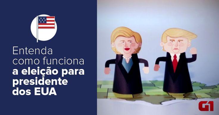 Hillary tem vantagem sobre Trump às vésperas de debate diz pesquisa - Globo.com