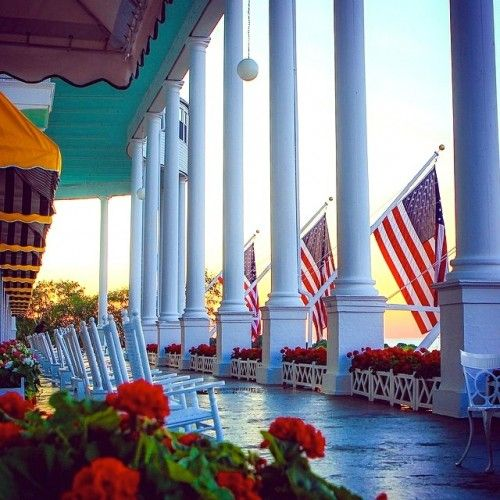 The Grand Hotel - 10 Best Summer Hotels on the Water - Coastal Living