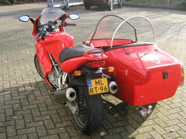 Ducati ST4 - Diligence Mk1