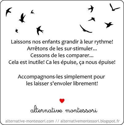 Enfants - Education Bienveillante Montessori Maternage Astuce Communication…