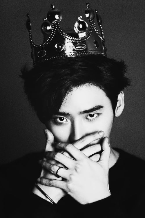 Inspiration: Lee Jaewon / Actor: Lee Jong Suk