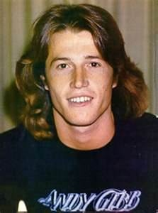 andy gibb.  he was so hot and did i ever have the biggest crush on him