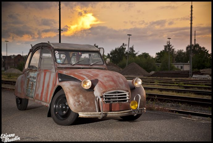 645 best images about 2cv on pinterest