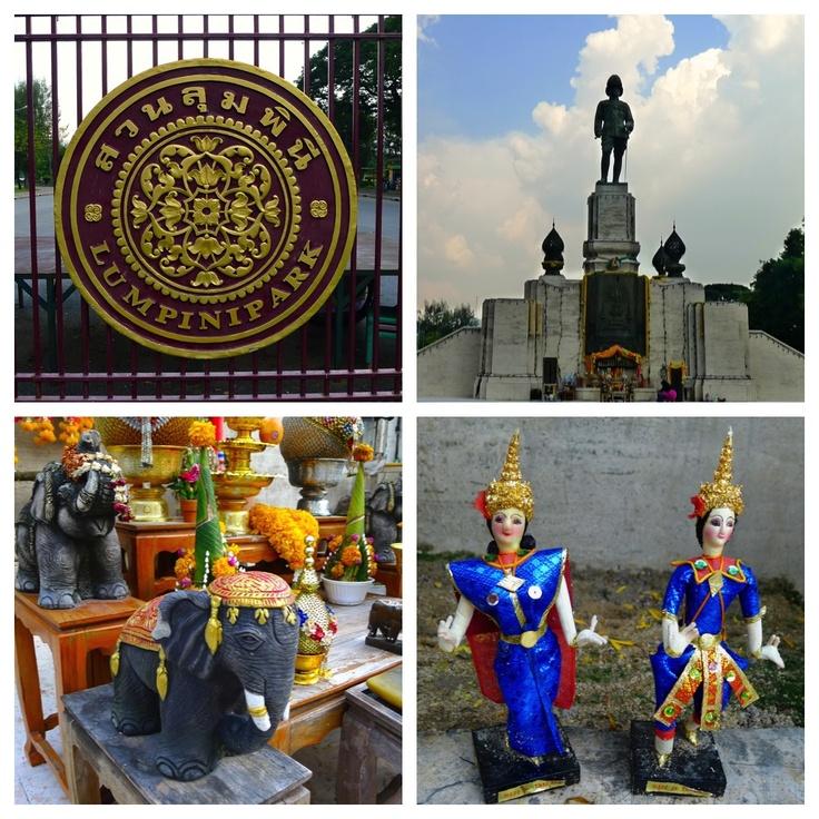 Hungry Hoss: Gaggan, Lumpini Park & LeBua's Sirocco Sky Bar, Bangkok
