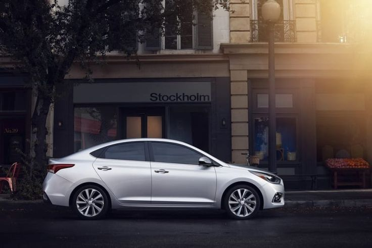 2018 Hyundai Accent Preview