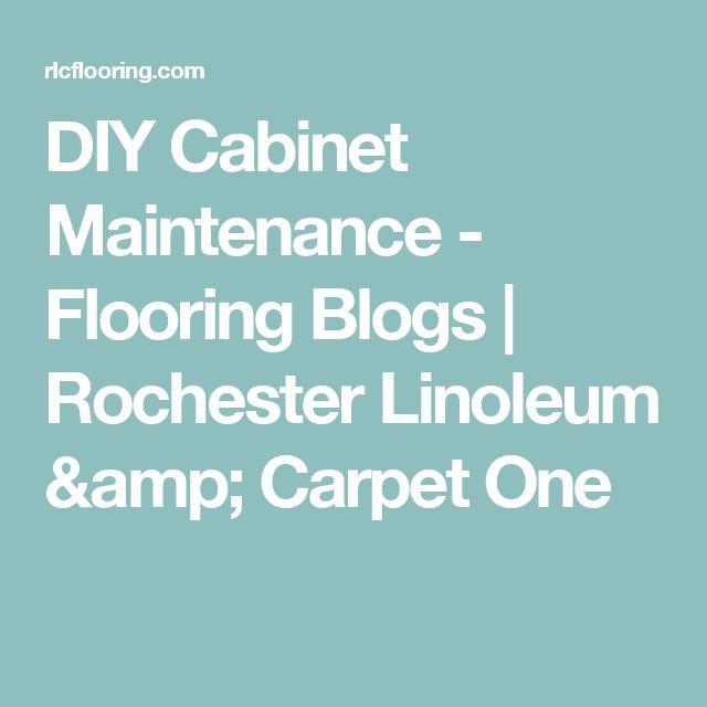 DIY Cabinet Maintenance - Flooring Blogs   Rochester Linoleum & Carpet One