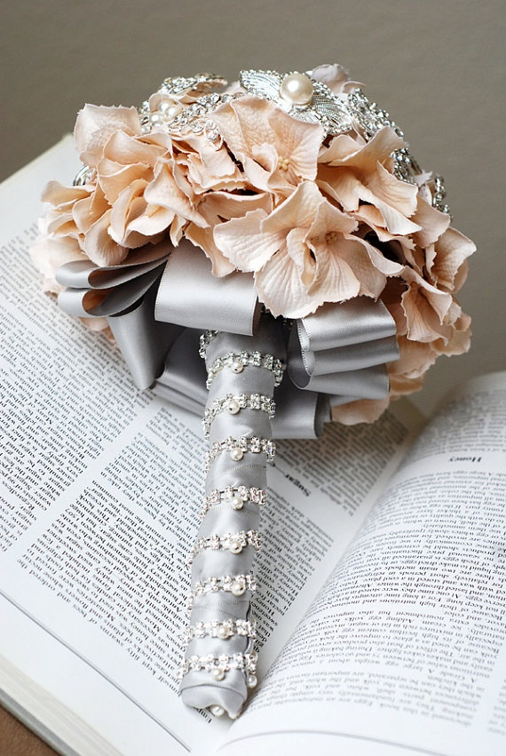 155 best Bouquet Wraps images on Pinterest | Bridal bouquets ...
