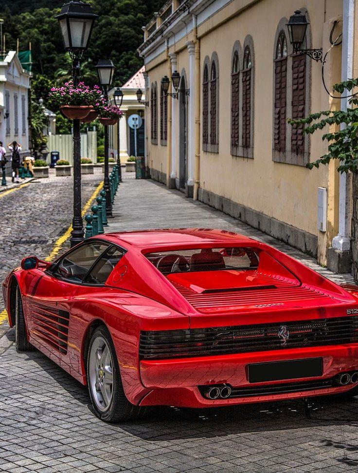 Ferrari 512 Testarossa More ...repinned für Gewinner! - jetzt gratis Erfolgsratgeber sichern www.ratsucher.de