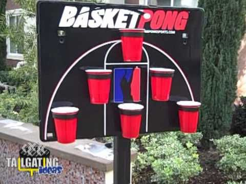 Beer Pong | Tailgating Ideas - Don't Just Tailgate, Tailgate Better - Part 2 #Ultimate Tailgate #Fanatics