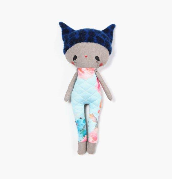 Poupée Coco Rousskine / Coco doll Rousskine / Baby nursery / Kids room decor