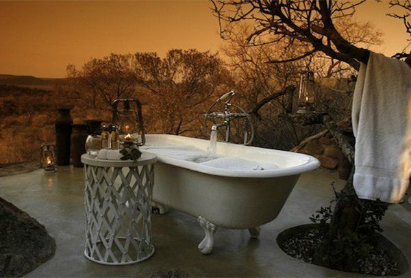 142 Best Images About Outdoor Bathing On Pinterest