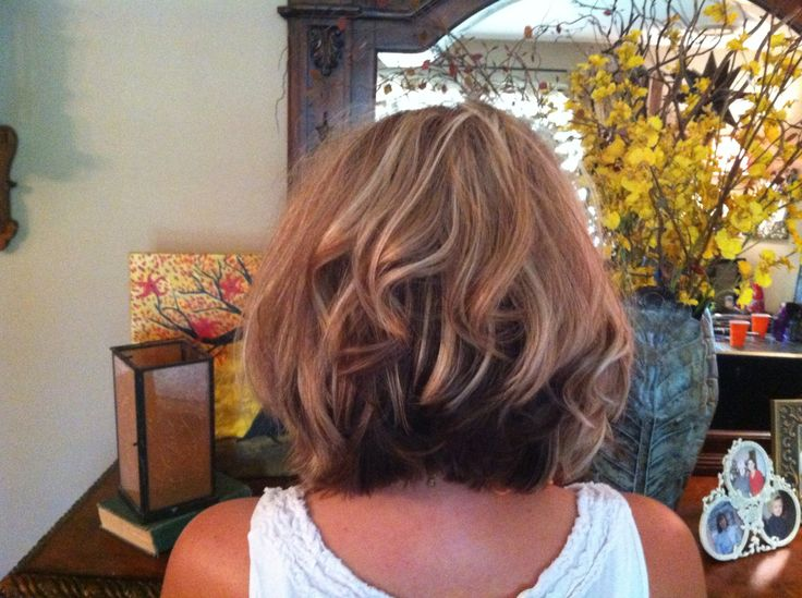 Graduated Bob Long Layers For A Bob But I Prefer This