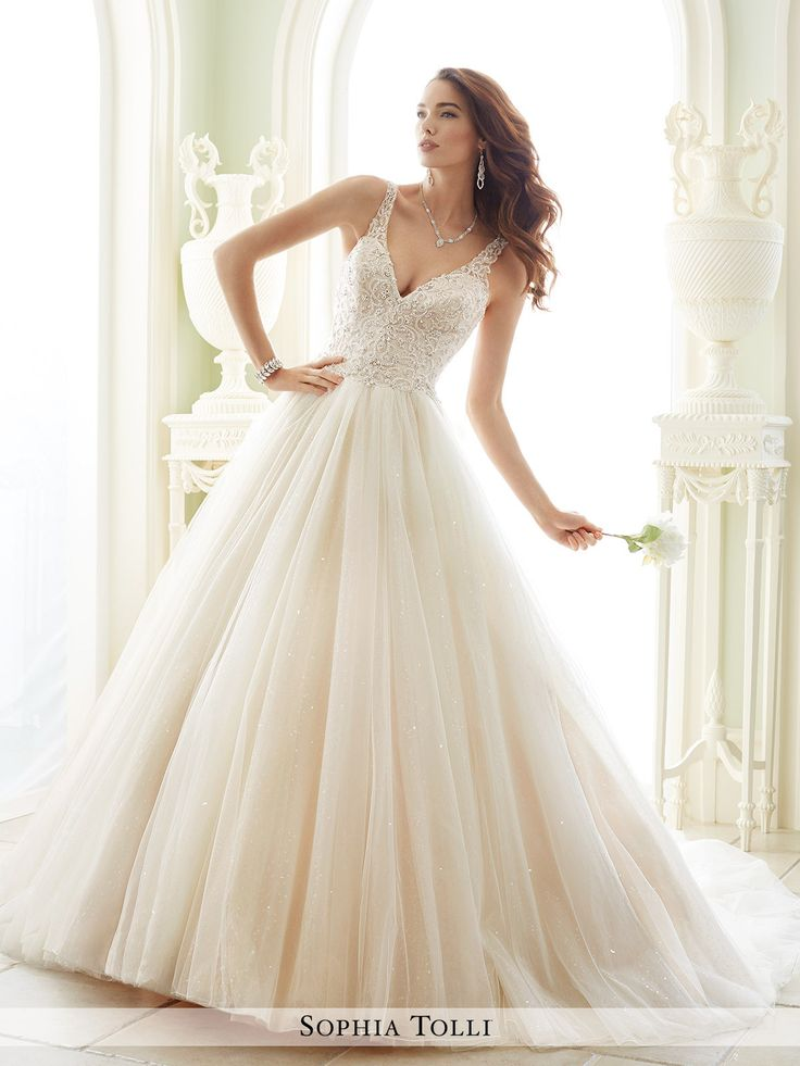 Sophia Tolli - Maddalena - Y21673 - All Dressed Up, Bridal Gown