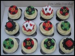blackjack cakes - Google Search