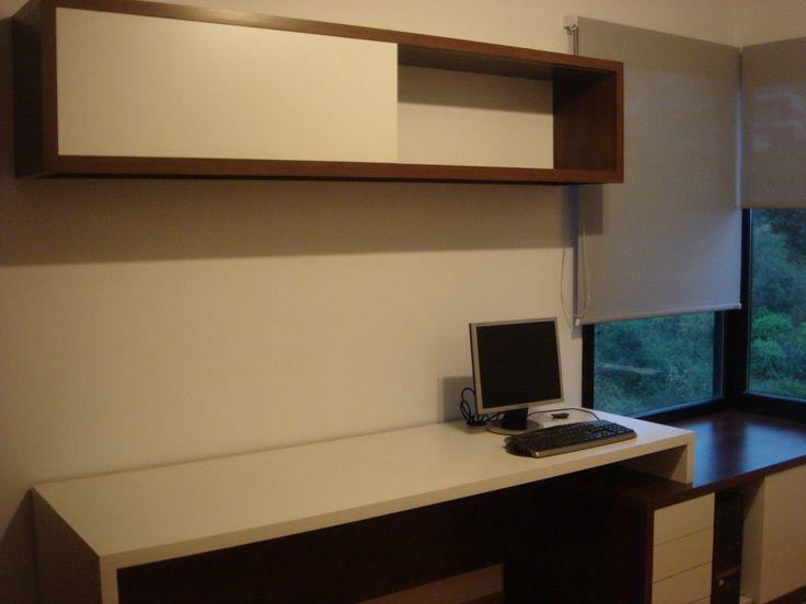 Muebles a medida. Escritorio