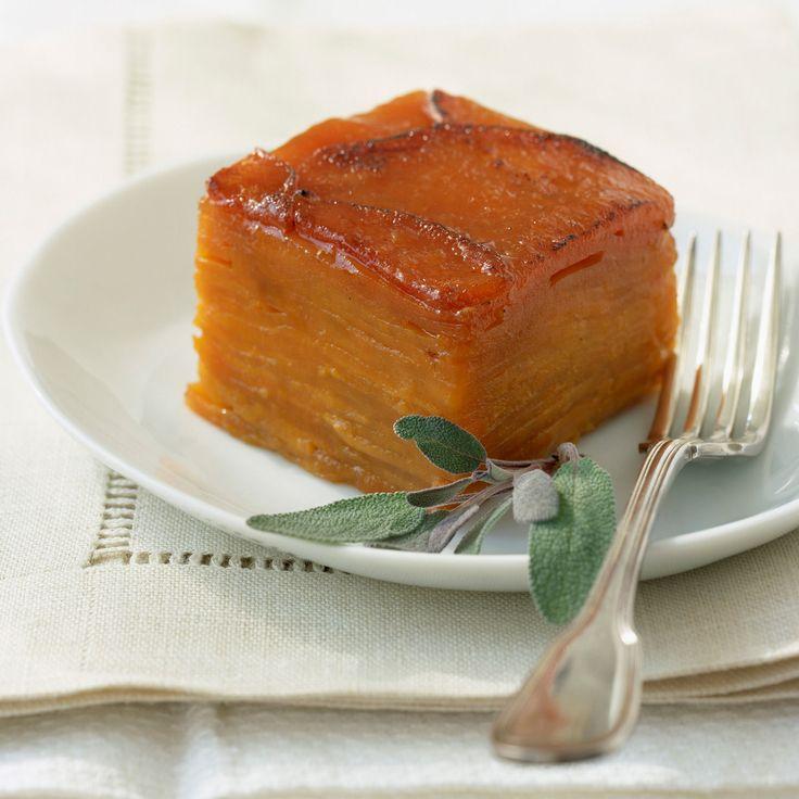 Découvrez la recette du gâteau fondant au potiron