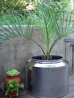 Recycler un tambour de machine à laver! Voici 20 idées créatives…
