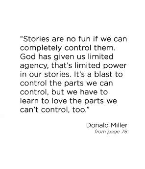 Donald Miller's Blog