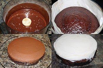 Tort Tuxedo ~ Bucatar maniac si prietenii