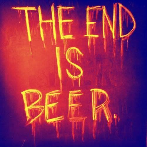 ..craft beer sign