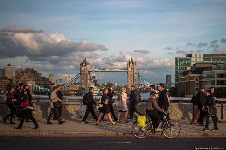 Старый Лондон в новом Лондоне – varlamov.ru