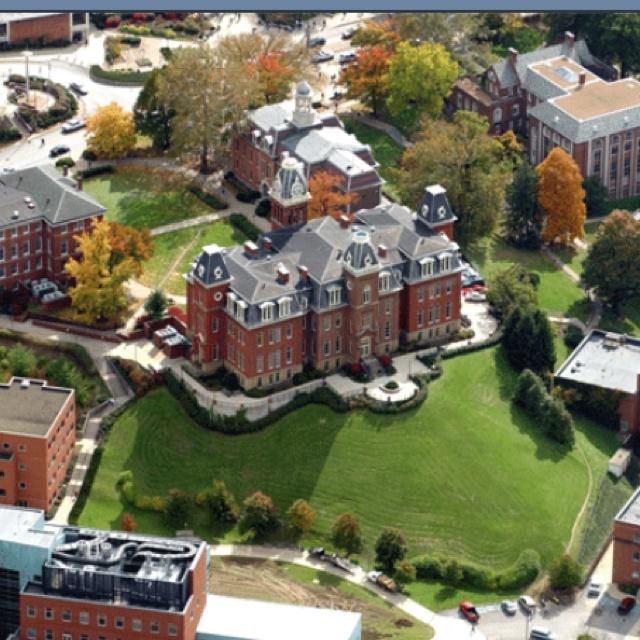 West Virginia University, Morgantown WV